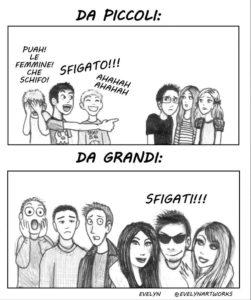Dentro la vignetta