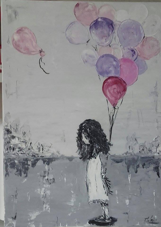 Senza titolo, dipinto di Tomasz Weiss