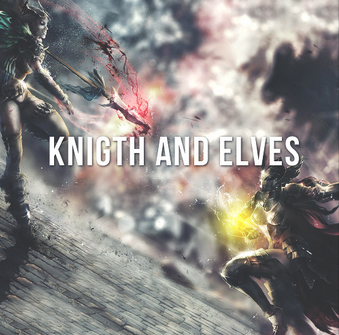 Knight And Elves, brano musicale di Daniele Garuglieri