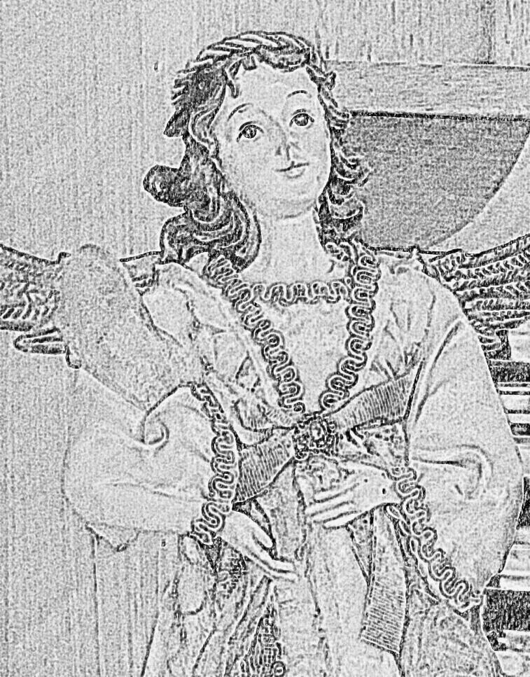 L'angelo e l'aquila, racconto di Paolo Ninzatti
